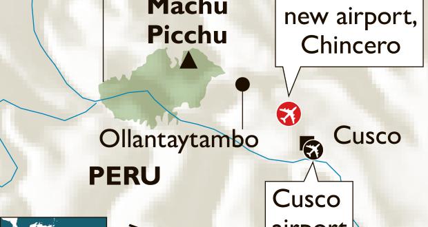 Мачу Пикчу ќе добие аеродром и покрај противењето на еколозите и археолозите