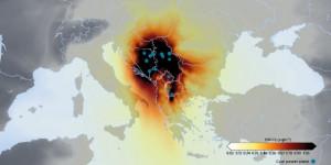 Загадувањето на воздухот причина за 5.000 смртни случаи годишно во 19 градови на Западен Балкан