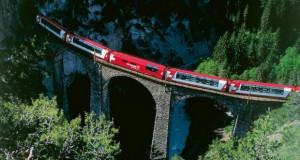 """Летните горештини ја """"изненадија"""" швајцарската железница"""