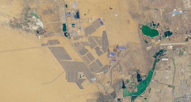 Кина: Загадувањето на воздухот ги блокира фотоволтаичните панели