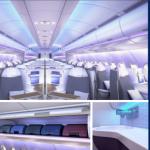 Airbus го прикажа новиот футуристички енетериер за А330