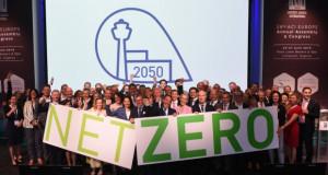 Грчките, кипарските, романските, српските и турските аеродроми се обврзаа на нулта CO2 емисија до 2050