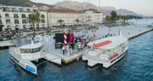 Бока Которска: Бродови на соларен погон за јавен превоз