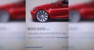 """Нов рекорд на """"Тесла"""": 900.000 километри"""