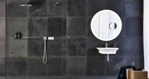 Елементи за бањи дизајнирани од архитекти: TONO by Foster+Partners
