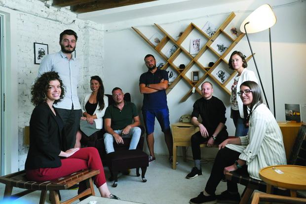 Remorker Architects team