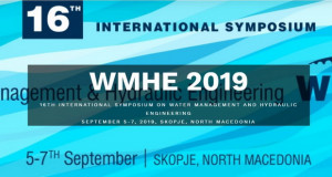 Во Скопје симпозиум за управување со води и хидротехничко инженерство (WMHE2019)