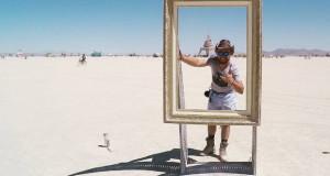"""Првите фотографии од фестивалот """"Burning Man"""" во Невада"""
