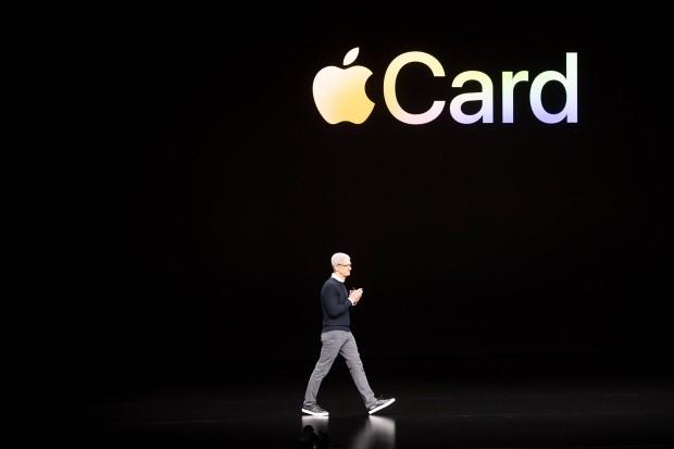 Apple започна со издавање на своја кредитна картичка