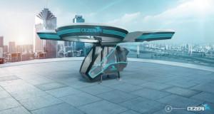 Турција со прототип на својот прв летечки автомобил