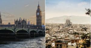 До 2050 година, времето во Лондон ќе личи на времето во Барселона денес