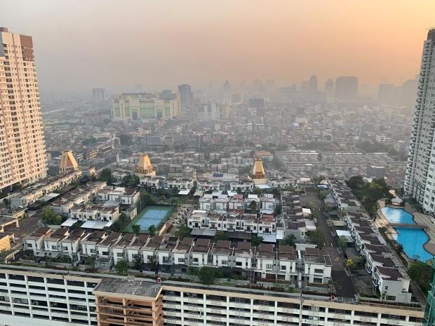 """Населба """"на небо"""": На покривот од трговски центар во Џакарта, сместен цел нов кварт"""