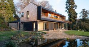 Енергетски ефикасен дом кој ја рециклира топлината