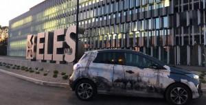 Словенечкиот ELES во партнерство со Renault развива проект за е-мобилност