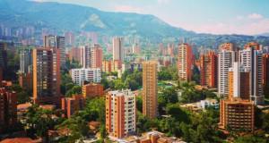Во Колумбија со зелени коридори се борат против високите температури