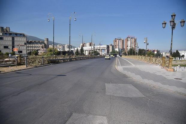 Заврши реконструкцијата на мостот Гоце Делчев