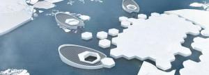 Реконструкција на Арктикот со подморница за замрзнување