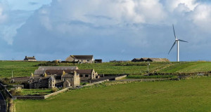 Шкотска со енергијата од ветерот снабдува двојно повеќе домаќинства