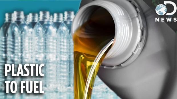 Канадска компанија го претвора пластичниот отпад во бензин и дизел