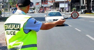 Во текот на продолжениот викенд казнети 109 возачи во Скопје