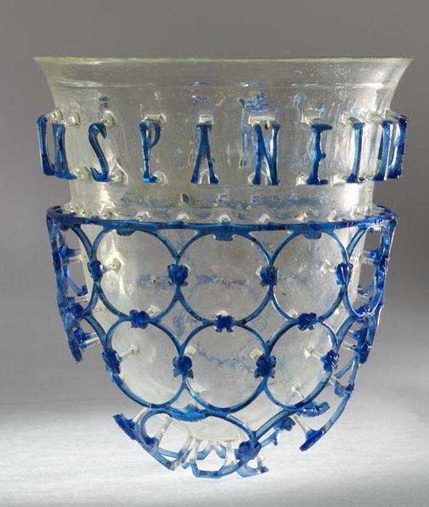 чаша - diatreta IV vek
