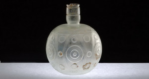 """Изложба """"Допир на огнот – приказна за стаклото од музејските збирки на Црна Гора"""""""