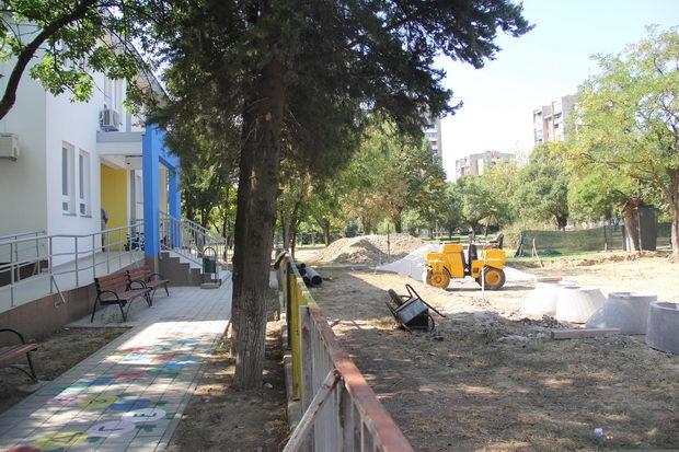 Нов паркинг во Ново Лисиче