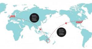 Qantas планира тест летови од 19 часа, со цел да испита како тоа ќе влијае врз патниците