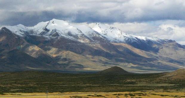 Тибетaнската висорамнина зафаќа 15 отсто од светскиот мраз