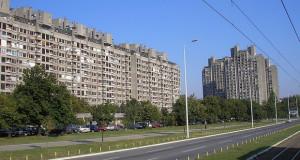 Белградските Блок 23 и Церак дел од сталната поставка на МоМА