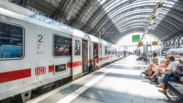 """Германските возови """"на ветер"""""""