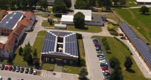 Пуштена е во погон најголемата соларна интегрирана електрана за сопствени потреби во Хрватска