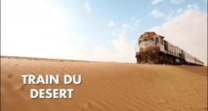 Патување низ Сахара со најдолгиот воз на светот