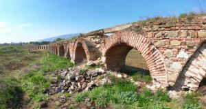 Скопскиот аквадукт оставен на климатските промени