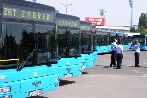 Загреб размислува за автобуси на водород