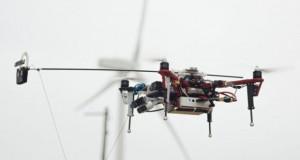 Автономни роботи во одржување на ветерни паркови