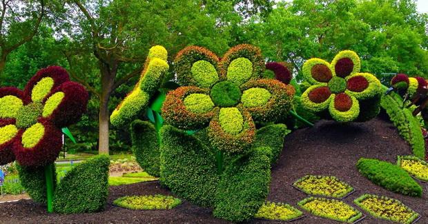 Во Монтреал е најубавата ботаничка градина (фото)