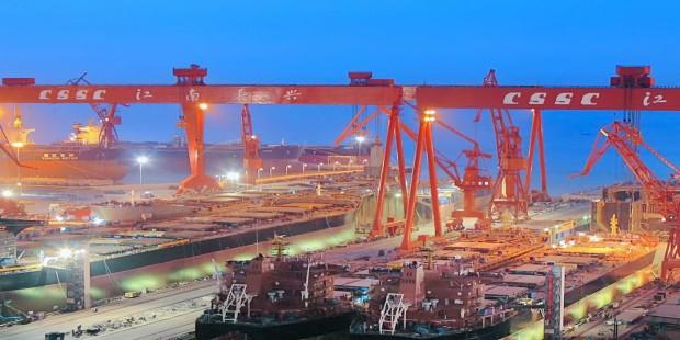 Гигант од 112 милијарди долари: Кина ја основаше најголемата компанија за бродоградба во светот