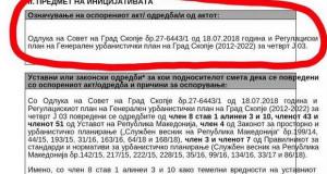 Жителите од Трнодол револтирани од градоначаликот на Општина Карпош