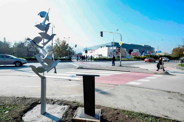 Урбани топоними на скопските места