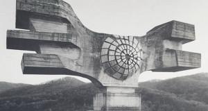 Идеален новогодишен подарок за архитекти, Brutalist Calendar