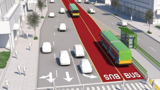 BRT sistem vo Skopje