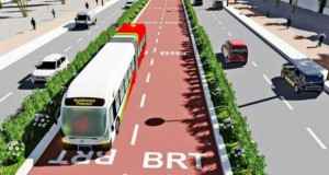 """Владата го поддржа проектот за """"Бас рапид транзит"""" во Скопје"""