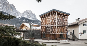 Уникатна и модерна: Планинската куќа Messner