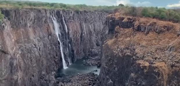 Пресушуваат Викториините водопади (ВИДЕО)