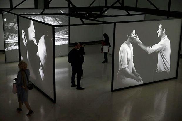 Изложбата на Марина Абрамовиќ во Белград привлекла 62.000 посетители