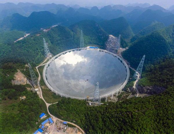 Кина го пушти во функција најголемиот телескоп на светот