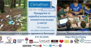 Climathon во Белград
