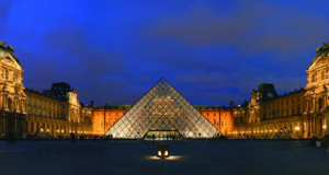 И. М. Пеи  единствен музеј во светот чиј влез е уметничко дело