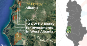 Албанија чека понуди за соларна електрана од 140MW